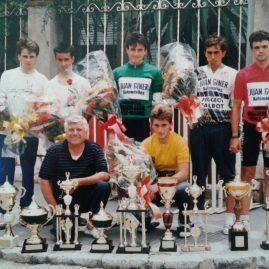 Volta a La Pobla Llarga – juveniles 1988