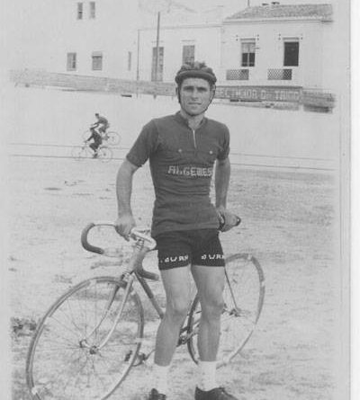 Imagen de Velódromo de Algemesí. Noviembre de 1956