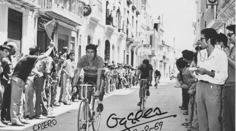 Imagen de Carrera de juveniles en Silla (Valencia) – 1969
