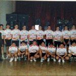 Imagen de Presentación equipo MIVIS – Algemesí 1992
