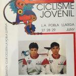 Imagen de Volta a La Pobla Llarga – juveniles 1988