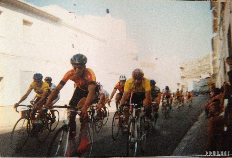 Imagen de Carrera juveniles Xeresa 1995