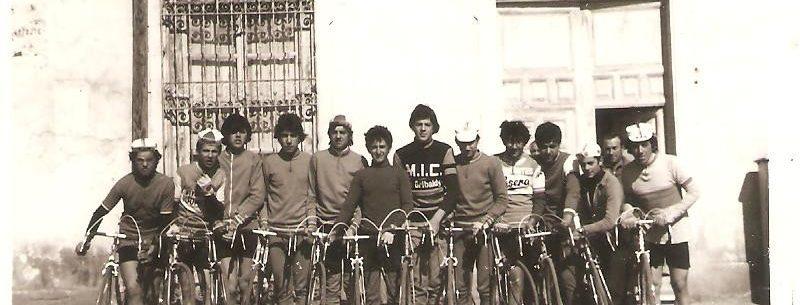 Imagen de Grupeta en Lorca del año 75