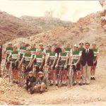 Imagen de Primer equipo Ciclista Blaypri – Juveniles, Lorca 1976