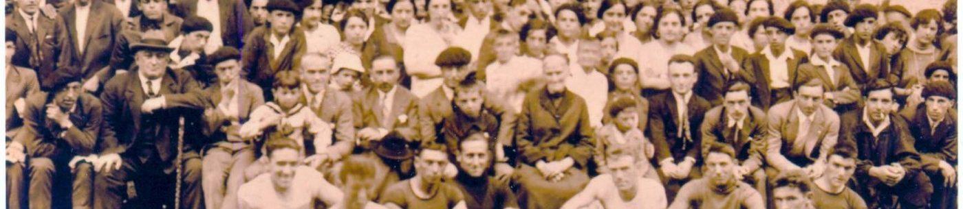 Imagen de Campeonato de Bizcaia de Velocidad en Gernika 1927