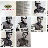 Equipo Automóviles Benetússer de la categoría cadete de la Peña Ciclista Sedaví – 1987