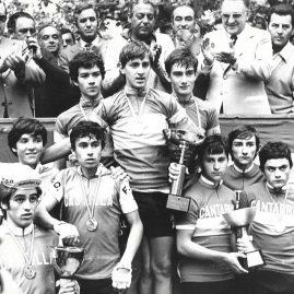 Campeonato de España cadete 1977