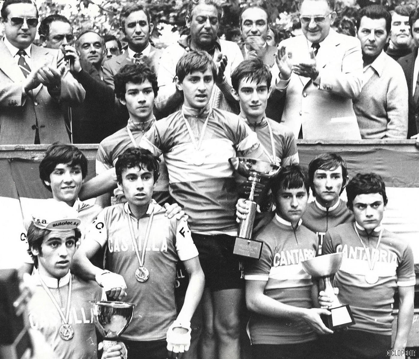 Imagen de Campeonato de España cadete 1977