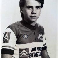 Imagen de Equipo Automóviles Benetússer de la categoría cadete de la Peña Ciclista Sedaví – 1987