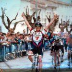 Imagen de Etapa reina Volta la Vall d'Albaida – Juveniles 1996