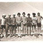 Imagen de Clasificación de la contrarreloj en Lorca de categoría cadete – 1975