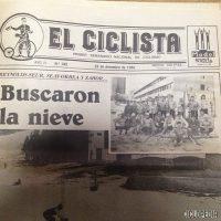 El Ciclista – 1986