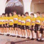 Imagen de Equipo cadete  de la PC Mislata-Arroz La Fallera – 1985