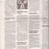Resultados de carreras en Valencia – META2MIL 1995