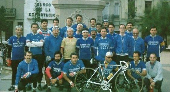 Imagen de Peña Ciclista Sedaví 1987