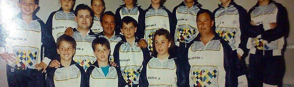 Imagen de Equipo infantil Club Ciclista Vilanova de Castelló (Valencia) – 1990