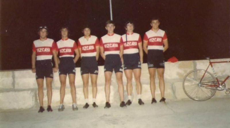 Imagen de Selección de Vizcaya juvenil en el Campeonato de España del año 1976