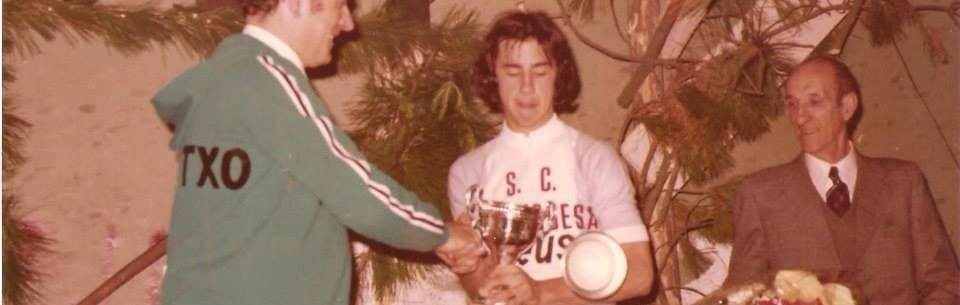Imagen de Carrera en Berriatua en 1976 (juveniles)