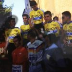 Vuelta al Bajo Aragón de categoría cadetes - 1993