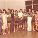Entrega de premios en una carrera de la huerta murciana - 1976