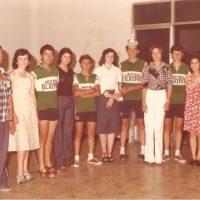 Entrega de premios en una carrera de la huerta murciana – 1976
