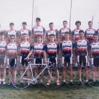 Imagen de Equipo juvenil Monver Construcciones – 1992 (Leganés)