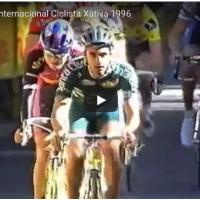 VII Criterium Internacional de ciclismo de la Comunitat Valenciana – Xàtiva, 1996