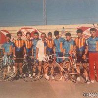 Campeonato cadete de pista – 1988