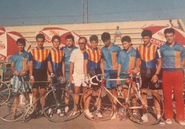 Imagen de Campeonato cadete de pista – 1988