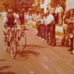 Carrera de cadetes en Oronoz-Mugaire (Navarra) - 1977