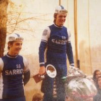 Carrera cadete en Villlalba (Navarra) – 1977