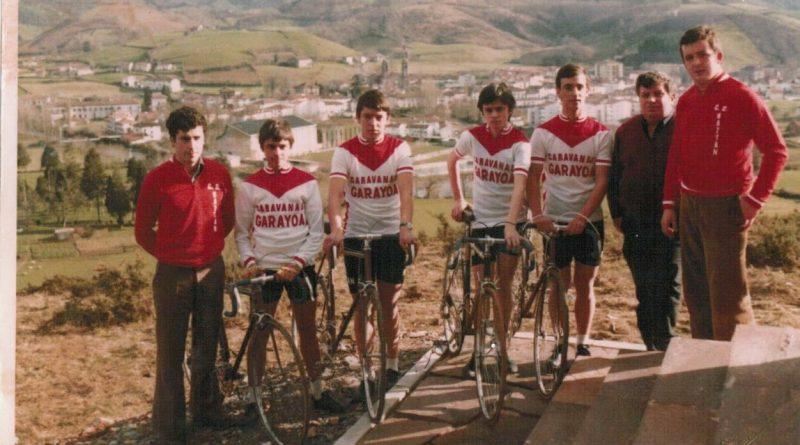 Imagen de Equipo C.D.Baztan Caravanas Garayoa (Navarra) – juveniles 1978