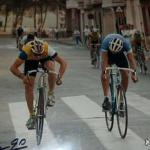 Sprint final en el Trofeo Preciosísima Sangre de Picanya - juveniles (1990)