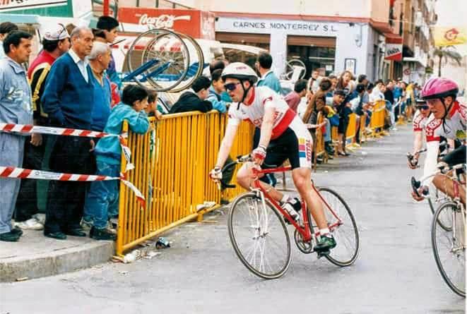 Imagen de Carrera de juveniles en Xirivella – 1994