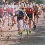 Cadetes en Albalat dels Tarongers (Valencia) - 1992