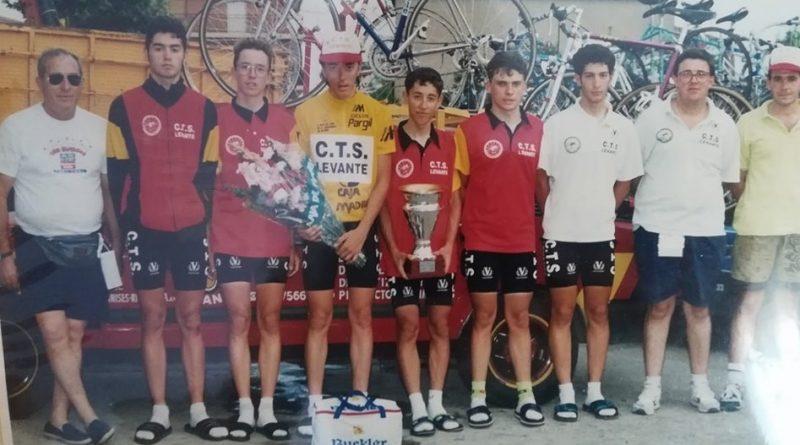 Imagen de Equipo CTS Levante en la Ruta del vino de Madrid – juveniles 1993