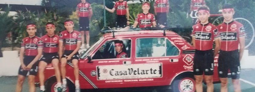 Imagen de Equipo Velarte 1994