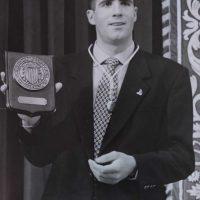 Imagen de Medalla de la UPV a Miguel Indurain – 1996