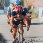 Carrera juveniles en Pinedo (Valencia), 1994.
