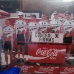Equipo Porcelanatto en la Vuelta a la Ribera, 1998