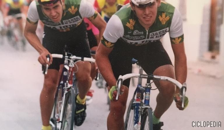 Imagen de Carrera juveniles en Pinedo (Valencia), 1994.