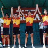 Campeonato de España 1994 en Sabiñánigo (juveniles) – Contrarreloj por equipos