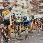 Óscar Freire en el GP Llodio - 1994 (juveniles)