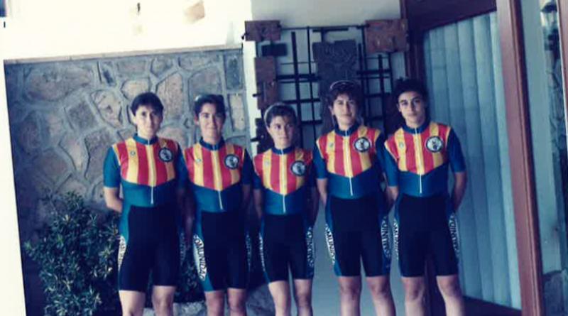 Imagen de Vuelta Palma Mallorca para féminas – 1990