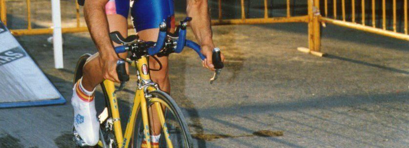 Imagen de Campeonato CRI de la Comunidad Valenciana para aficionados en Forn d'Alcedo en 1997