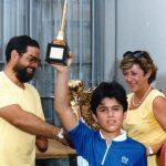 Imagen de Carrera de escuelas de Ayora (Valencia) – 1985