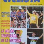 Revista 'Abanico Ciclista' - Año 1991