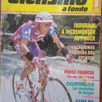 Revista Ciclismo a fondo – Febrero 1992