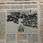 Vuelta Ciclista a Granada - etapa Otura 1990