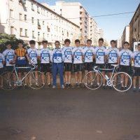 Equipo juvenil Club Ciclista San Marcelino – Elite Electrodomésticos (Valencia)